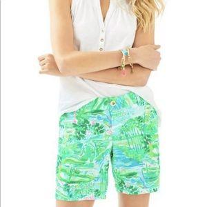 NWT Lilly Pulitzer Honda Classic Jayne Shorts